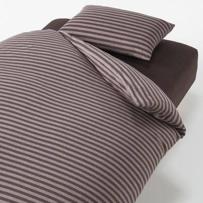 베개 커버 43x100cm용 BROWN BORDER MUJI 온라인스토어[www.mujikorea.net]