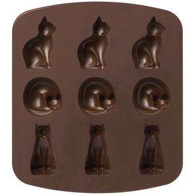 홈베이킹 틀 (고양이)