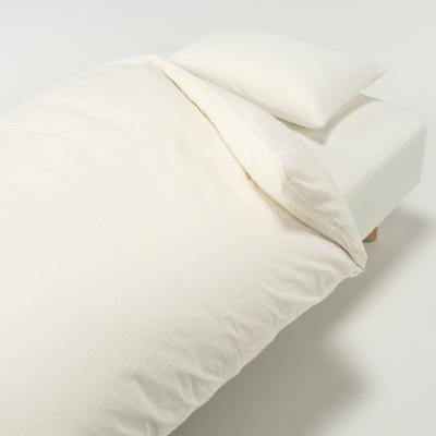베개 커버 · 50×70cm 용 · 에크루 MUJI 온라인스토어[www.mujikorea.net]