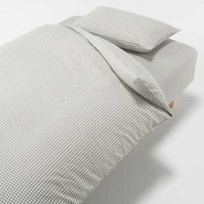 베개 커버 · 43×63cm 용 · 베이지체크 MUJI 온라인스토어[www.mujikorea ...