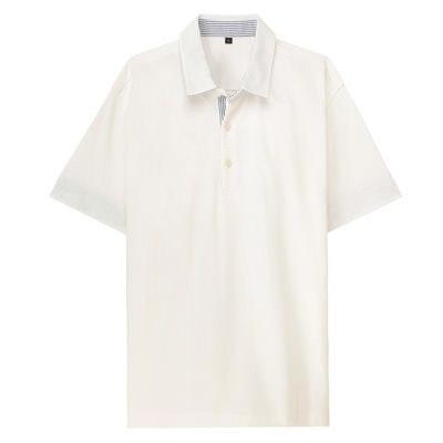 시원한 우븐 폴로 셔츠