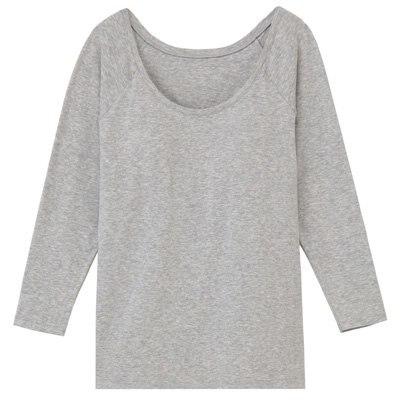 컵 인 8부소매 티셔츠