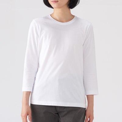 7부소매 티셔츠