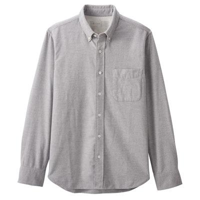 LIGHT GRAY(버튼다운 셔츠)