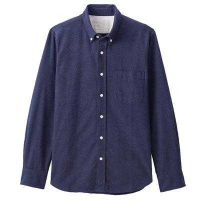 NAVY(버튼다운 셔츠)