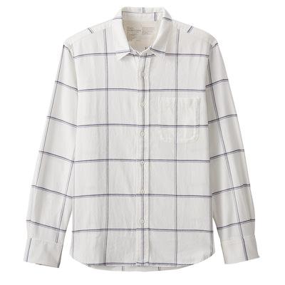 OFF WHITE(체크 셔츠)