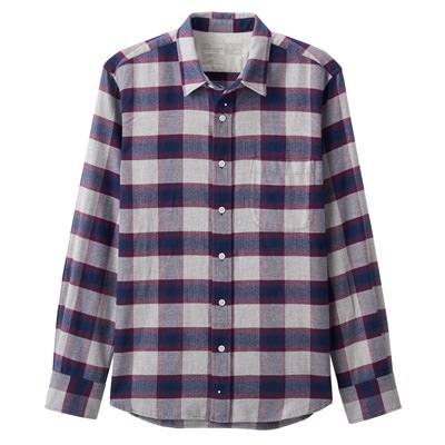MEDIUM GRAY(체크 셔츠)