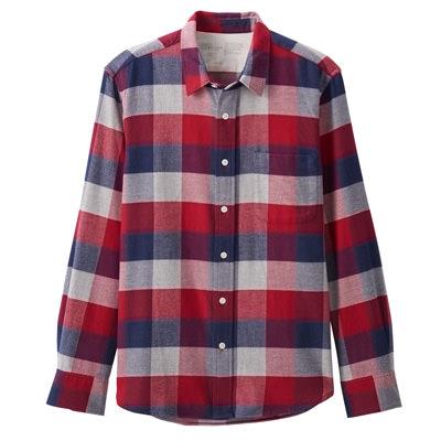 ROSE(체크 셔츠)