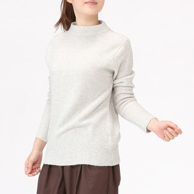 보틀넥 스웨터