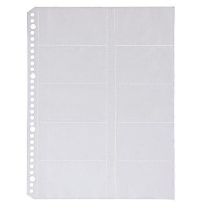 리필 카드 포켓 · A4ㆍ10매ㆍ4홀ㆍ30홀대응