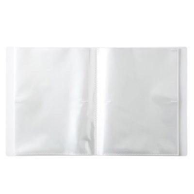 엽서 홀더ㆍ2단ㆍ136포켓ㆍ양면타입