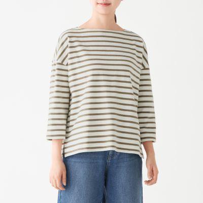 드롭 숄더 티셔츠