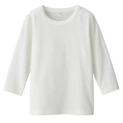 면 · 긴소매 티셔츠 · 베이비