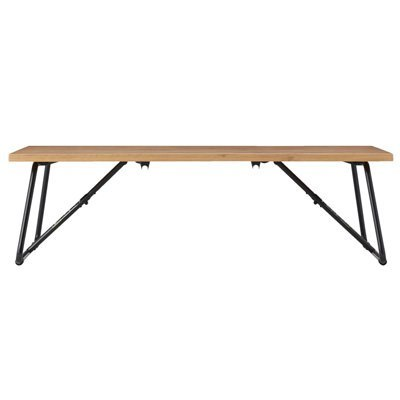 접이식 로우 테이블ㆍ120cm · 떡갈나무