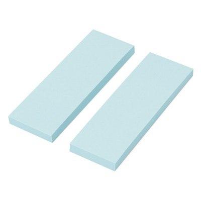 스티키 노트ㆍ75x25 · 블루 · 100매