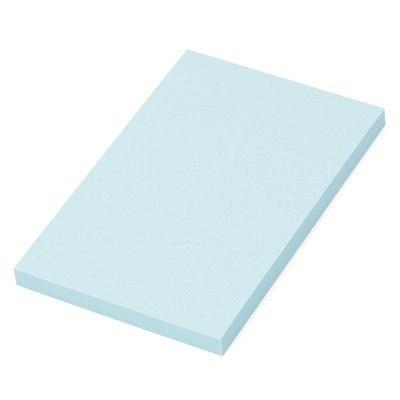 스티키 노트ㆍ75x50 · 블루 · 50매