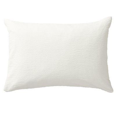 베개 커버 · 50×70 · 오프화이트 · 면 서커