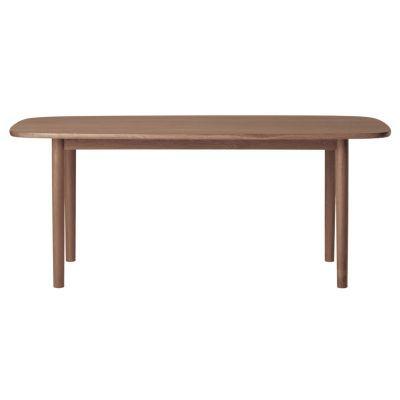 테이블ㆍ타원형ㆍ폭180cm · 호두나무