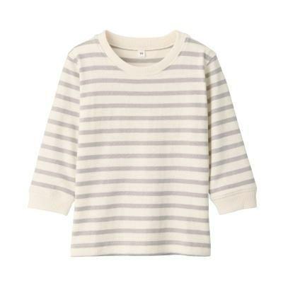 저지 · 긴소매 티셔츠 · 베이비