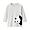 sleep GIANT PANDA(프린트 긴소매 티셔츠)