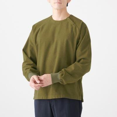 풀오버 리브 셔츠