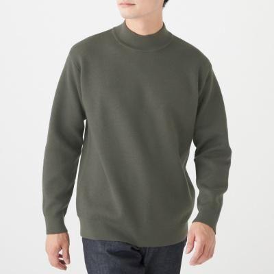 하이넥 스웨터