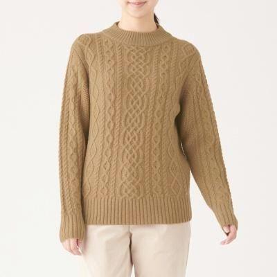 모크넥 스웨터