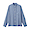 SKY BLUE(인도 면 이중가제 · 스탠드칼라 셔츠)