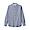 BLUE(인도 면 이중가제 · 체크 셔츠)