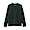 BLACK(인도 면 저지 · 크루넥 긴소매 티셔츠)