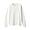 OFF WHITE(슬러브 와플 편직 · 긴소매 티셔츠)