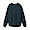 BLACK(미니 와플 · 크루넥 긴소매 티셔츠)