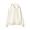 RAW WHITE(슬러브 테리 · 집업 파카)