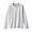 GRAY BORDER(인도 면 저지 · 크루넥 긴소매 티셔츠)