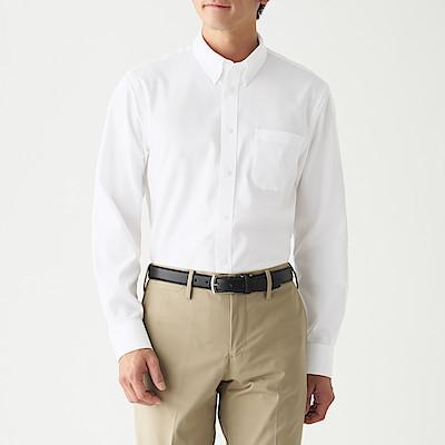 신강면 스트레치 형태안정 · 옥스포드 버튼다운 셔츠