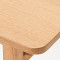 추가이미지7(목제 로우 테이블ㆍ110cmㆍ떡갈나무)