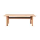 목제 로우 테이블ㆍ110cmㆍ떡갈나무