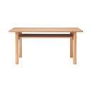목제 미들 테이블ㆍ110cmㆍ떡갈나무