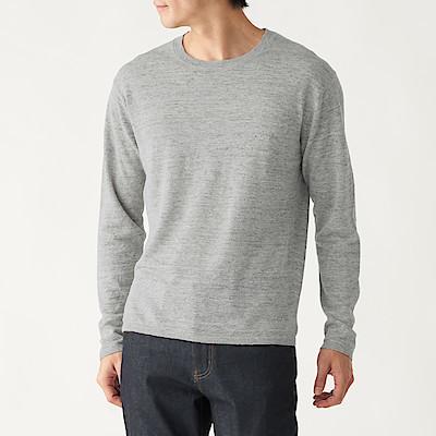 프렌치 리넨 · 크루넥 스웨터