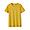 SMOK YELLOW(인도 면 저지 · 크루넥 반소매 티셔츠)