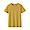 MUSTARD(인도 면 저지 · 크루넥 반소매 티셔츠)