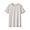 LIGHT SILVER GRAY(인도 면 저지 · 크루넥 반소매 티셔츠)