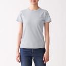 땀에 강한 후라이스 · 크루넥 반소매 티셔츠