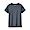 DARK GRAY(땀에 강한 후라이스 · 크루넥 반소매 티셔츠)