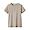 PALE BROWN(땀에 강한 후라이스 · 크루넥 반소매 티셔츠)
