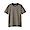 BEIGE BORDER(인도 면 저지 · 보더 반소매 티셔츠)