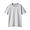 GRAY BORDER(인도 면 저지 · 보더 반소매 티셔츠)