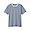 WHITExPATTERN(인도 면 저지 · 보더 반소매 티셔츠)