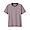 DARK NAVYxPATTERN(인도 면 저지 · 보더 반소매 티셔츠)