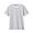 WHITExBORDER(인도 면 저지 · 보더 반소매 티셔츠)